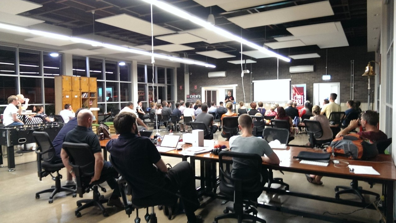 Fire Station 101: The first 18 months of an innovation hub