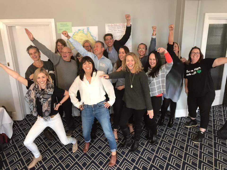 Two days in Wagga Wagga: Regional ecosystem building through the Australia Post Regional Pitchfest